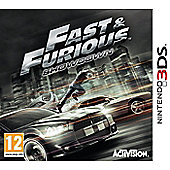 Fast and Furious Showdown 3DS