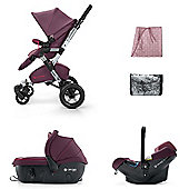 Concord Neo Travel Set (Raspberry Pink)