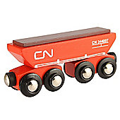 Bigjigs Wooden Railway CN Coal Wagon