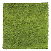 Nordic Cariboo Green 80x150 cm Shaggy Rug