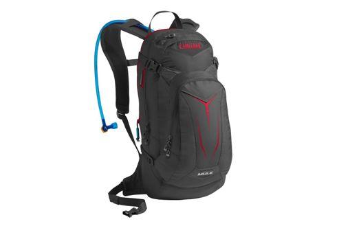 2014 Camelbak 3.0 L MULE Hydration Pack Black/Crimson