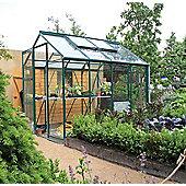 Rhino Premium Greenhouse – 6x8 - Bay Tree Green Finish