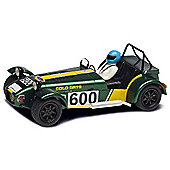 Scalextric Slot Car C3309 Caterham R600 Magnificent Sevens