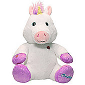 Cloud Pets Soft Toy - Unicorn