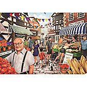 Market Day - 1000pc Puzzle
