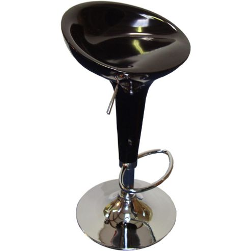 Bombo Black Breakfast Bar Stool