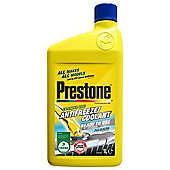 Prestone Antifreeze & Coolant 1 Ltr