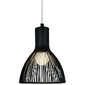 Nordlux Emition Pendant - 26 cm / Black