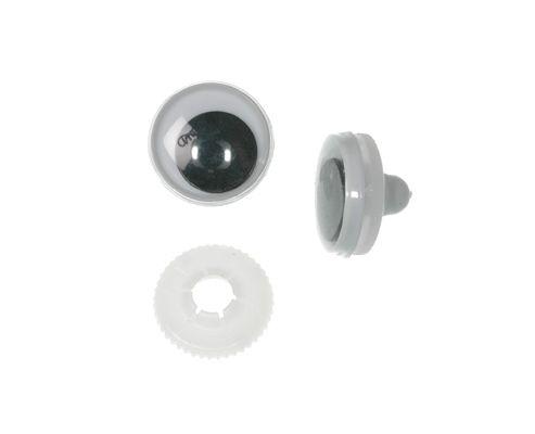 Safety Joggle Eyes 18mm 10Pr