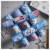 Disney Frozen Mini Christmas Crackers, 6 Pack