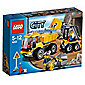 LEGO City Mining Loader and Tipper 4201