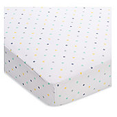 BreathableBaby Super-Dry Cot Sheets-Cot Bed (140 x 70cm)