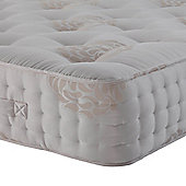 Relyon Super King Mattress, Natural Lambswool
