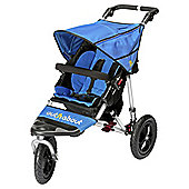 Out n About Nipper Single Pushchair V4, Lagoon Blue