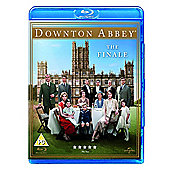 Downton Abbey - The Finale Blu-ray