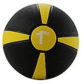 Fitness-MAD 1Kg Medicine Ball