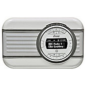 View Quest Christie DAB/DAB+/FM Radio with Bluetooth Speaker Blue