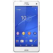 Sony Xperia™ Z3 Compact White