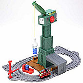 Thomas and Friends Take n Play Cranky at Docks Playset