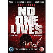 No One Lives DVD
