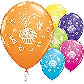 11' Cupcakes & Presents Assortment (6pk)
