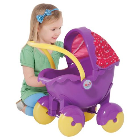 Peppa Pig Push Along Pram