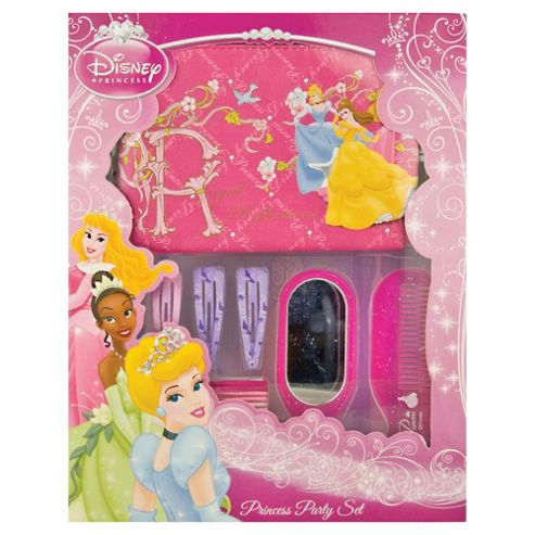 Disney Princess Party Hair Set