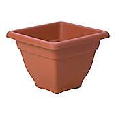Whatmore 10008 Square Planter Terracota 36cm