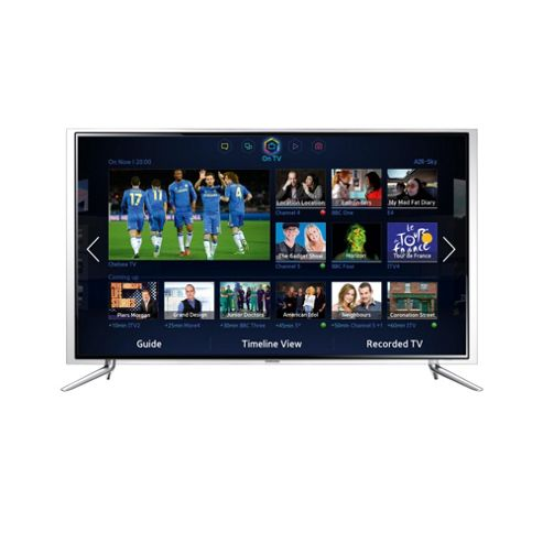 Samsung F6800 32IN Smart 3D LED TV