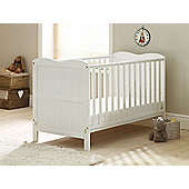 sophie cot bed - white
