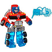 Playskool Heroes Transformers Rescue Bots - Transforming Optimus Prime