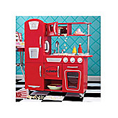 Kidkraft Red Vintage Kitchen - Personalised