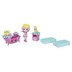 Shopkins Happy Places Welcome Pack - Bathing Bunny