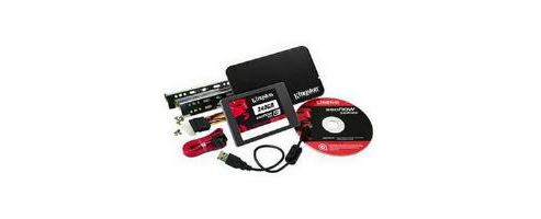 Kingston SSDNow V+200 240GB 2.5 inch SATA 3 Solid State Drive (Internal) with Upgrade Bundle Kit