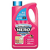 HERO Paving & Decking Power Cleaner Concentrate 2.5L