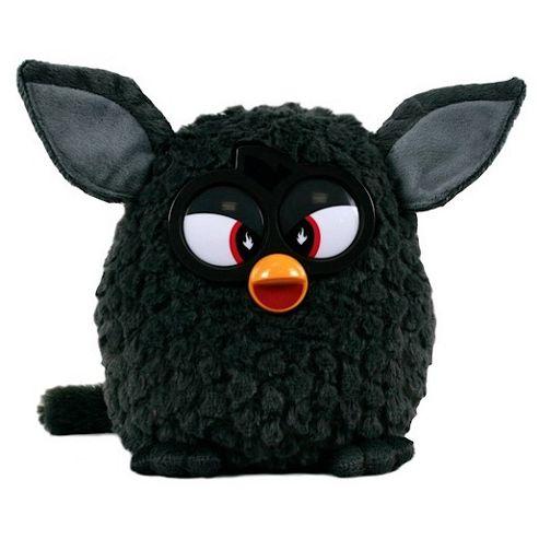 Furby 20cm Soft Toy - Black