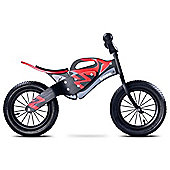 Caretero Enduro Wooden Balance Bike (Black/Red)