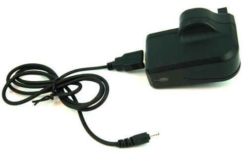 U-bop PowerSURE Rapid MAINS House Charger And USB Charging Cable - Nokia Small Pin - Nokia (e.g. 5530 XpressMusic 5610 5700 5800 etc.)