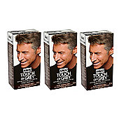 Just for Men Touch of Grey- Colour Dark Brown Pack of 3
