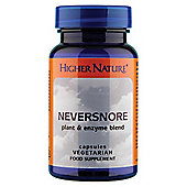 Higher Nature Never Snore 90 Veg Capsules