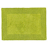 Tesco Reversible Bath Mat Lime Green