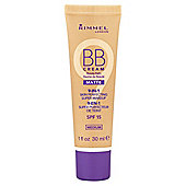 Rimmel London BB Cream Matte, Medium