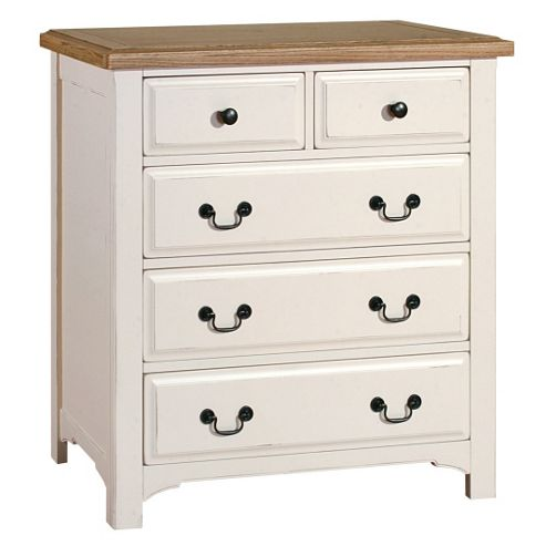 Kelburn Furniture Savannah 2 Over 3 Drawer Deep Chest