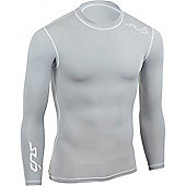 Sub Sports Dual Long Sleeve Top - Grey