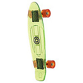 Bored Ice XT Skateboard - Lime