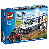 LEGO City Prisoner Transporter 60043
