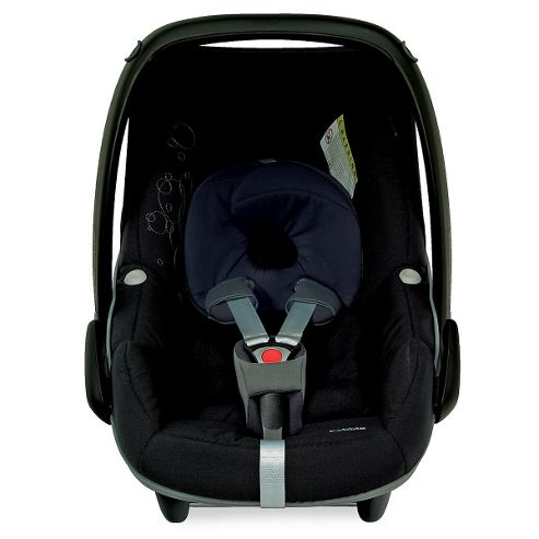 buy maxi cosi pebble baby car seat total black from our all car seats range tesco. Black Bedroom Furniture Sets. Home Design Ideas