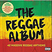 Various Artists The Reggae Album 2CD