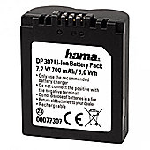 Panasonic CGA-S008 (DMW-BCE10E) Equivalent Digital Camera Battery by Inov8
