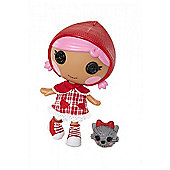 Lalaloopsy Littles - Cape Riding Hood Doll